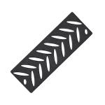 Accesorios para Tacos Hookit Multiagujeros Manuales con Extracción de Polvo